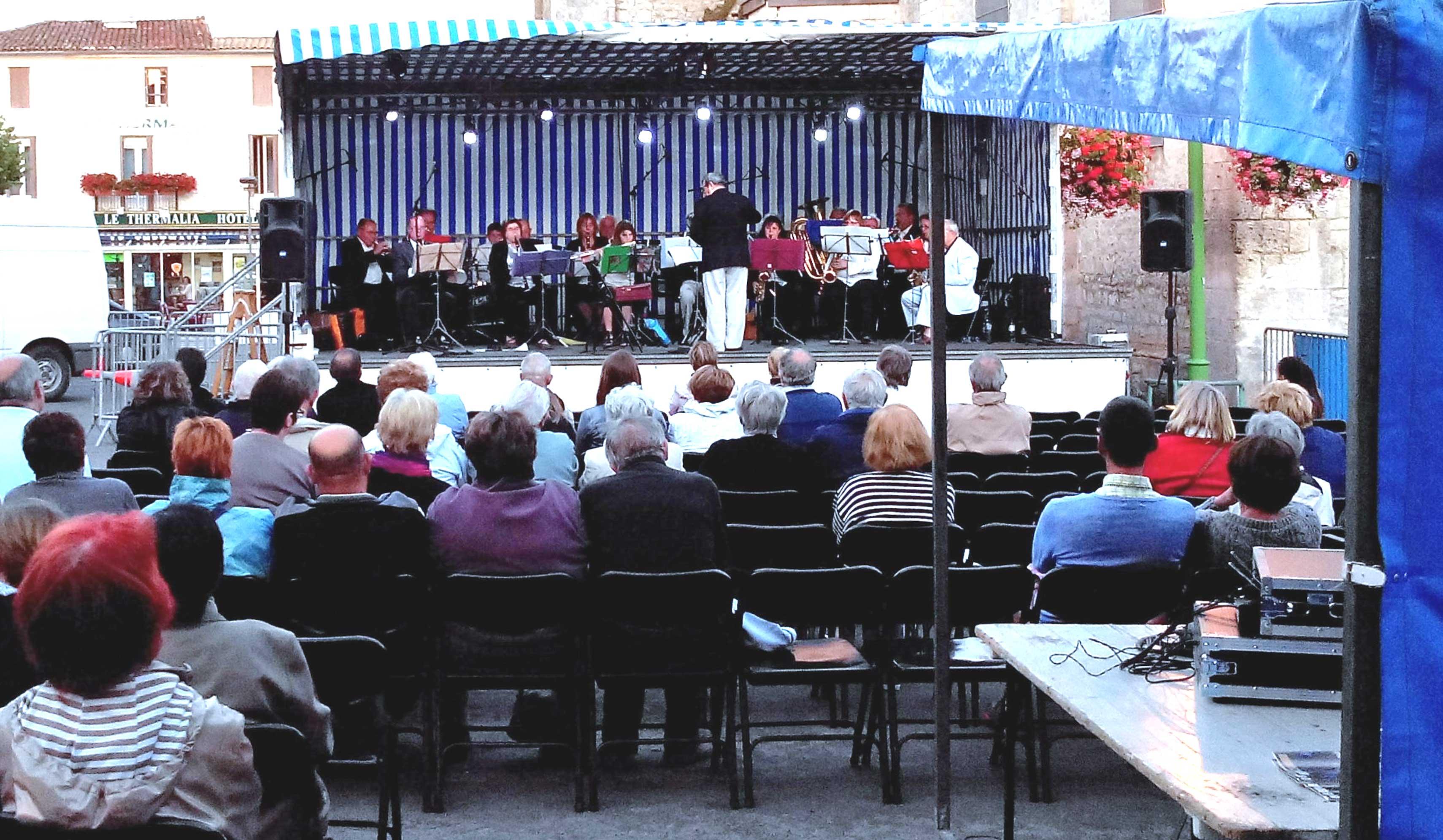 Concert Mercredi 9* Juillet 2014 Saujon